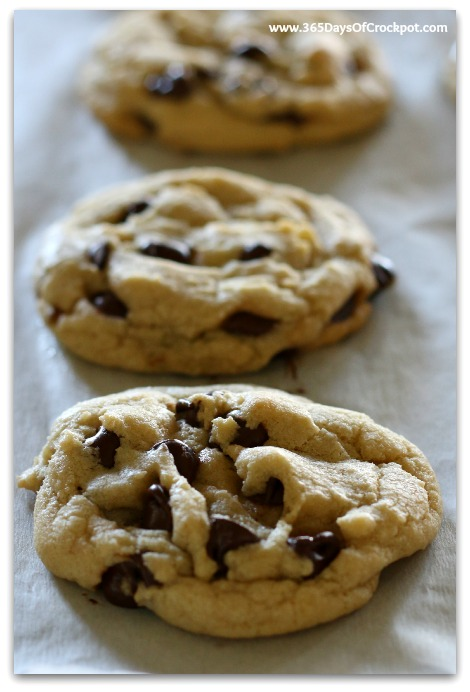 Simple Chocolate Chip Cookie Recipe No Mixer