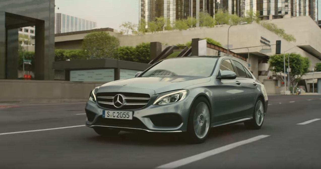 Canzone Pubblicità Mercedes spot Classe C NEXT limited edition – Marzo 2017