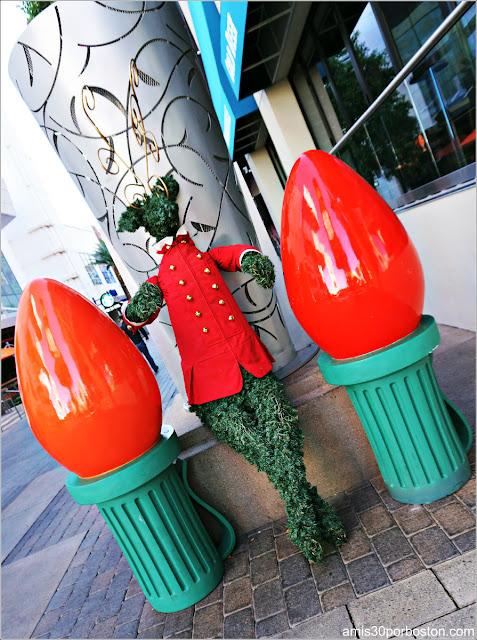 Navidad en Las Vegas 2017: Decoraciones en The Strip