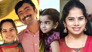 Tamil Actress Deepa Venkat Family Photos