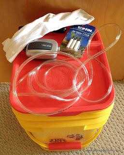 Equipment needed to brew worm tea