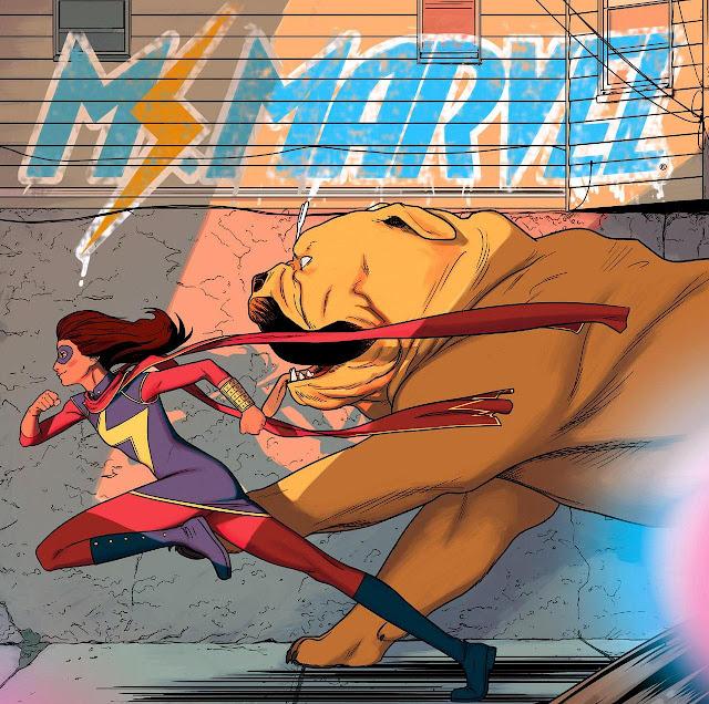 Comentário: Ms. Marvel – Questões Mil (Editora Panini)