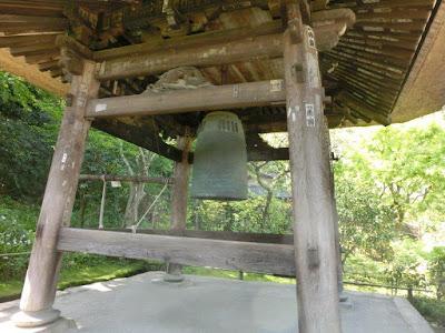 東慶寺鐘楼