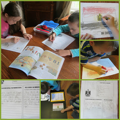 Notebooking Pages for all ages! - The Unlikely Homeschool