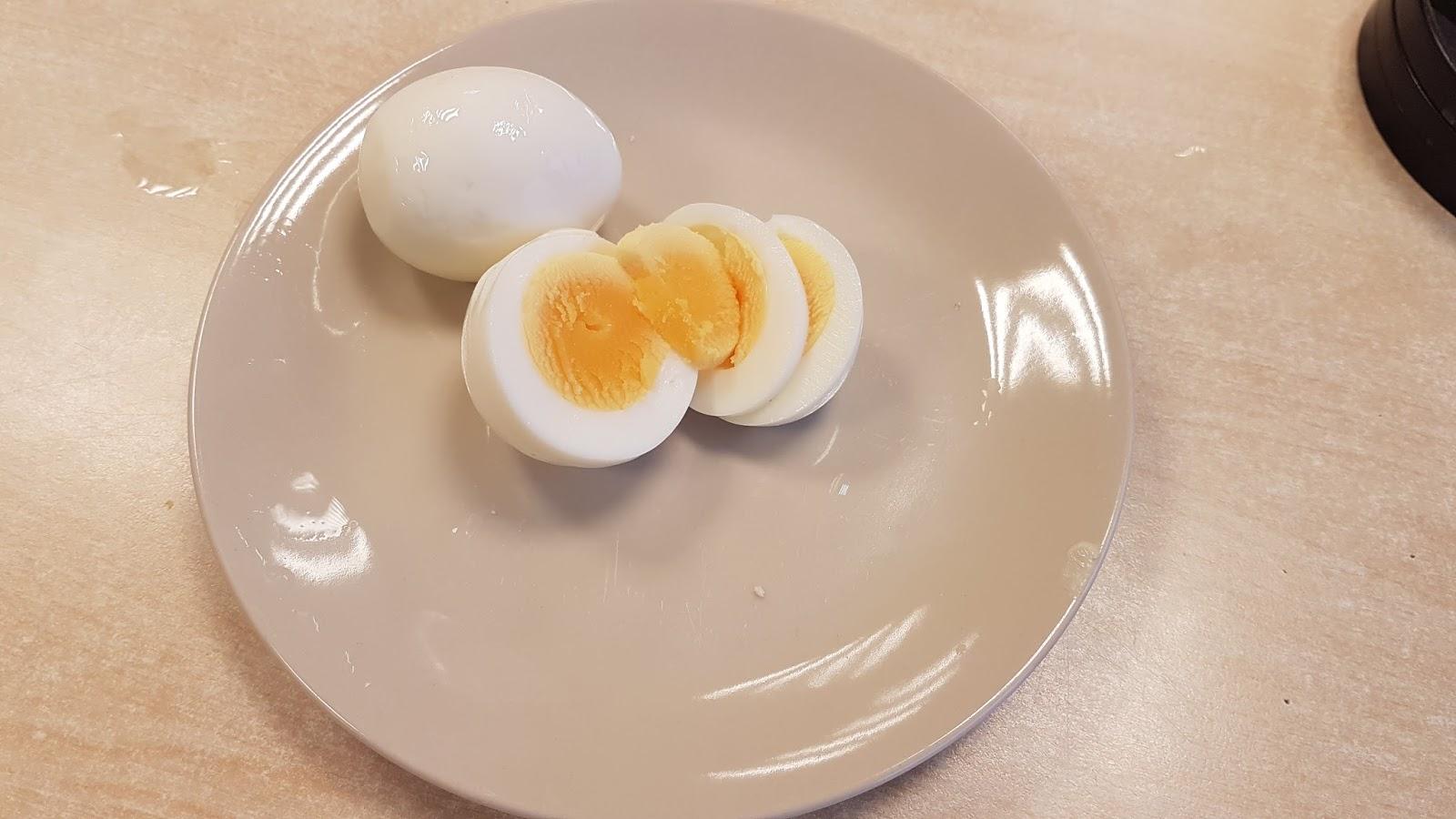 förvara kokta ägg