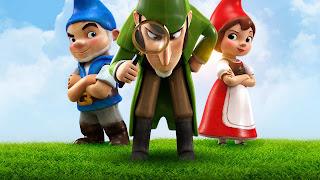 Sherlock Gnomes PS4 Background