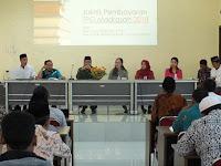 Kemenag Lombok Utara Sosialisasikan Juknis Pembayaran TPG Madrasah 2018