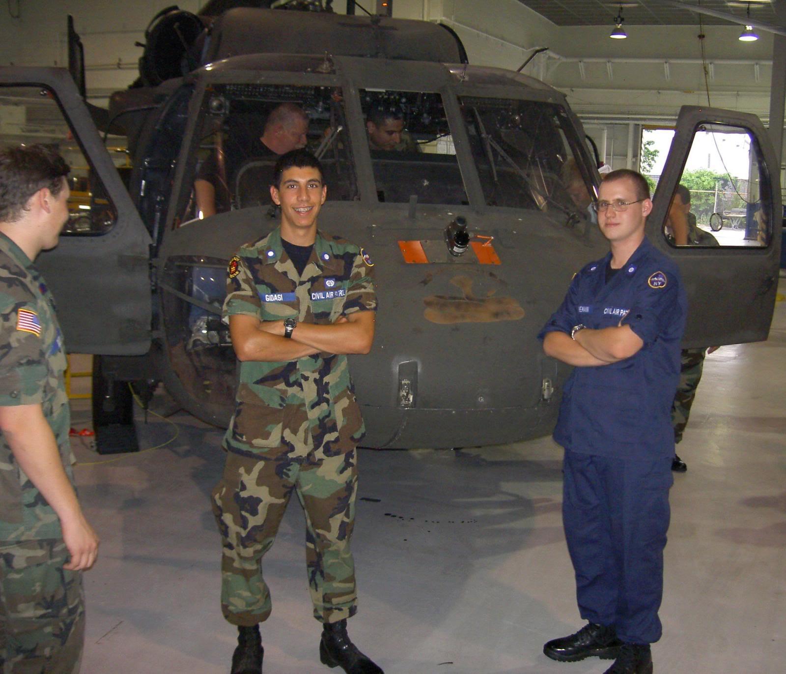 Guy airman battle uniform boots webcams