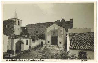 OLD PHOTOS / Igreja da Nossa Senhora da Alegria, Castelo de Vide, Portugal