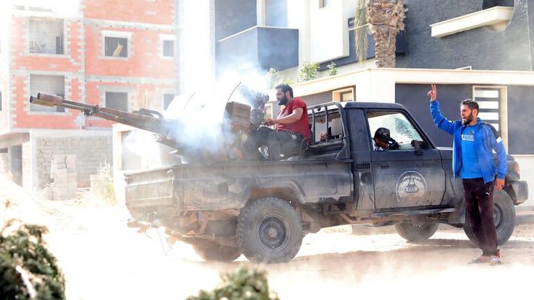 حكومة-الوفاق-الليبية-ترفض-الهدنة-خلال-رمضان