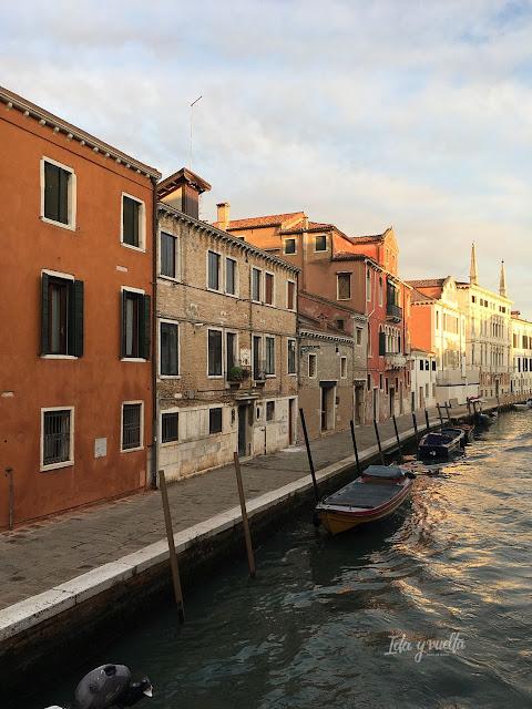 Venecia fotos atardecer