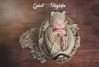 Fotografías de recién nacido. Newborn. Galart Fotógrafos.