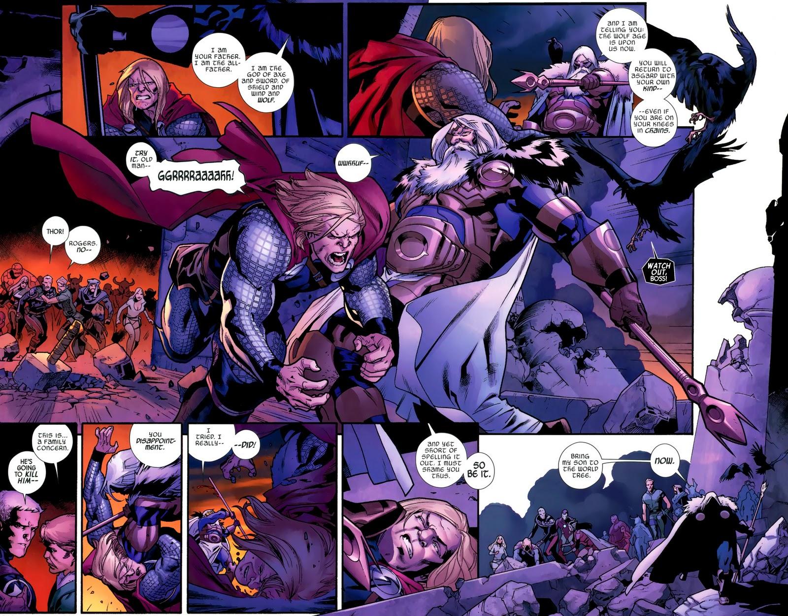 X-men Supreme: Fear Itself #1: The Verdict on Marvel's ...