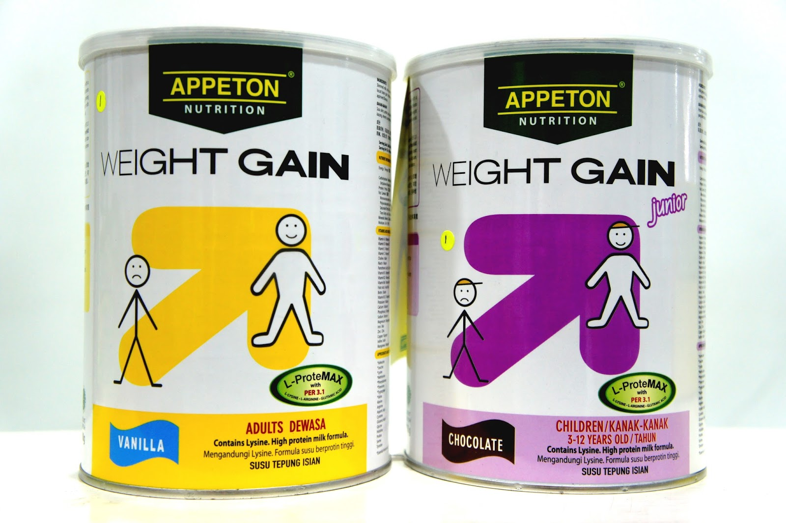 APPETON WEIGHT GAIN ADULTS