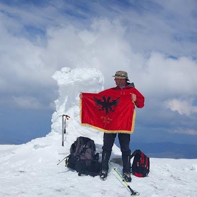 Il monte Trebeshina una catena montuosa tutta da scoprire (Sud Albania)