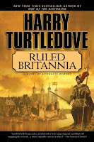Book cover for Ruled Britannia