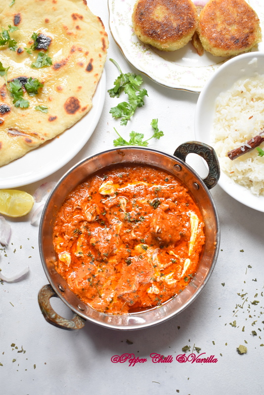 indian butter chicken,Murgh Makhni recipe
