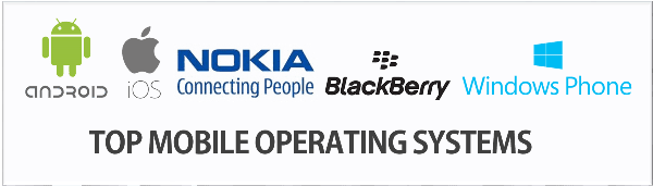Top 8 Mobile Operating Systems