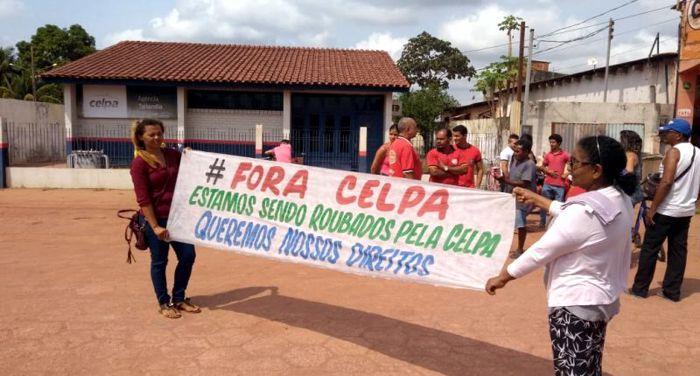 "PREFEITURAS DO PARÁ ADEREM MOVIMENTO ""FORA CELPA"" - VEJA.."