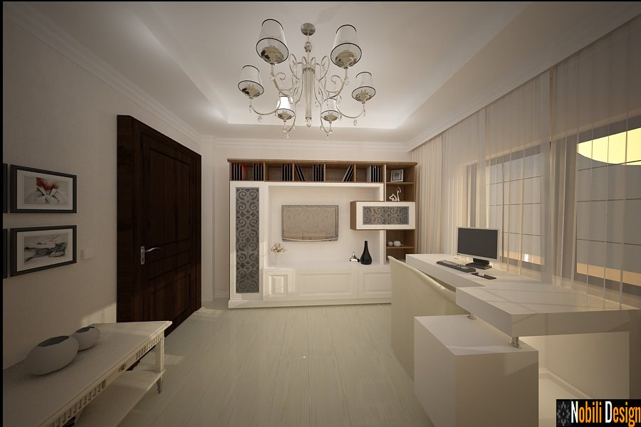 Design interior vila moderna Constanta - Designer de interior Constanta