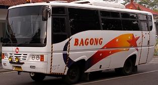 rute dan tarif bus bagong jurusan malang, kediri, jombang, tuban, blitar, tulungagung, trenggalek