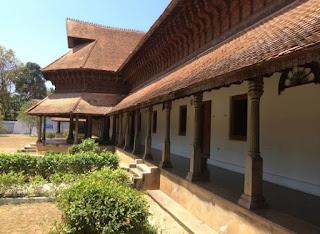 kowdiar palace architecture