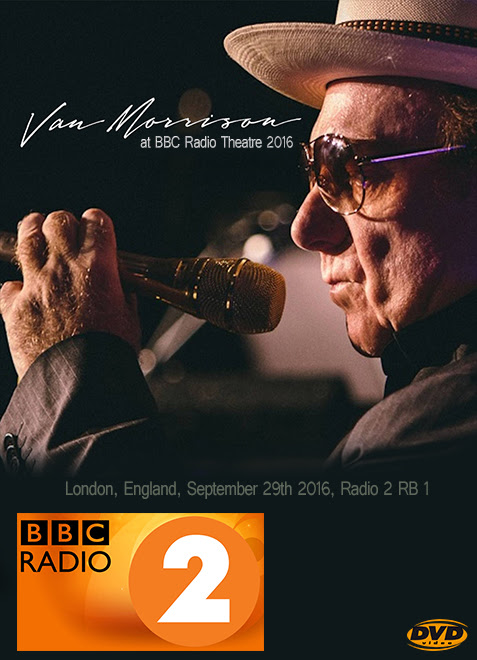 Van Morrison in concert at BBC Radio Theatre, London, England on September 29 (2016) DVDRIP