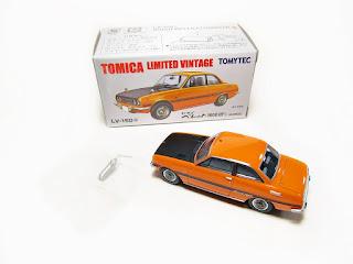 Tomica Limited Vintage LV-150a '69 Isuzu Bellett 1600 GTR