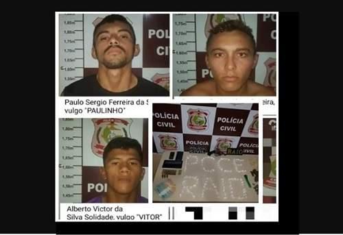Prisões em Quixeramobim