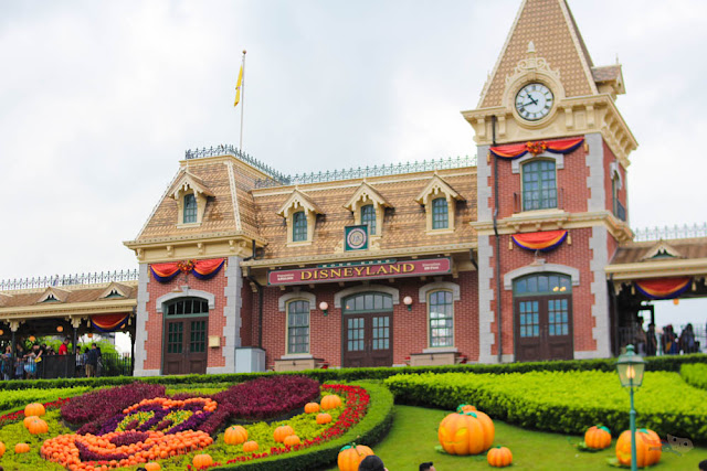 Garden of Mickey in Disneyland, Hong Kong