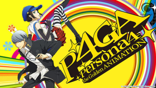 Persona 4 the Golden Animation BD Episode 01-12 + Special BATCH Subtitle Indonesia