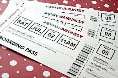 Uçak Bileti İşlemleri