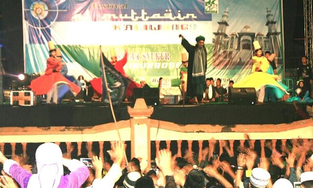Festival Peringatan Maulid Nabi Muhammad Al Muttaqin Kaliwungu