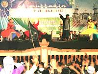 """Festival Peringatan Maulid Nabi Muhammad """"Al Muttaqin Kaliwungu"""" Berlangsung Meriah"""