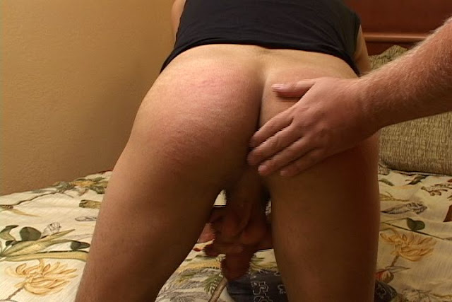 Spank boy ass fuck