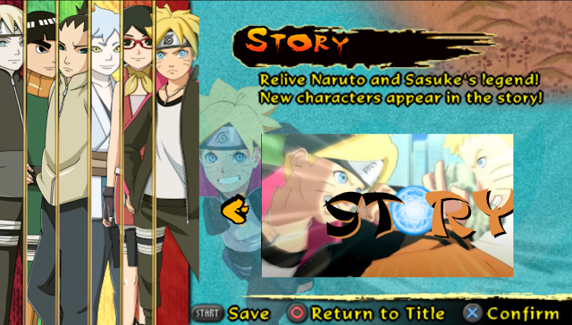 download game naruto ultimate ninja storm ppsspp iso