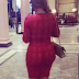 LIFESTYLE: Caroline Danjuma Shows Off Her Massive Backside!!