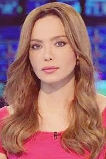 شذى ارمنازي (Shatha Armanazi)، مذيعة تعمل في قناة (سكاي نيوز عربية)