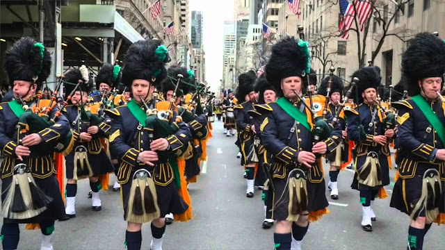 Why do we celebrate St Patricks Day