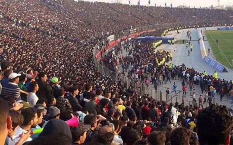 تأجيل كلاسيكو الكرة العراقية بين مباراة الزوراء والقوة الجوية