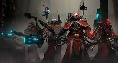 Warhammer 40: Mechanicus Review