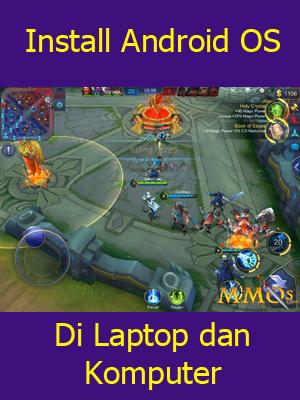 Jasa Install Android di Laptop dan Komputer