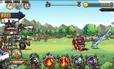 Cartoon defense 4 mod apk download