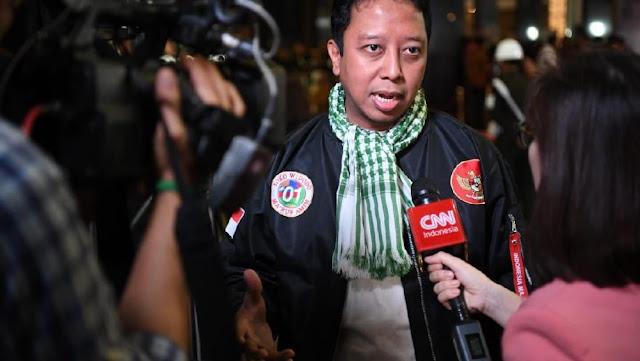 Romi Jadi Tersangka, Jubir BPN: Kubu Jokowi-Maruf Banyak Koruptor