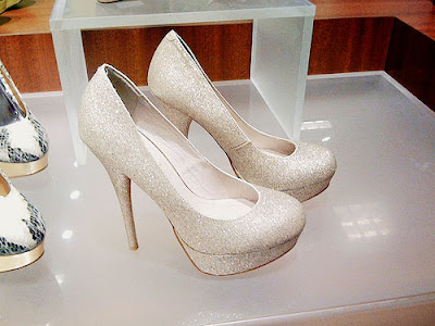Zapatos de tacon para fiesta