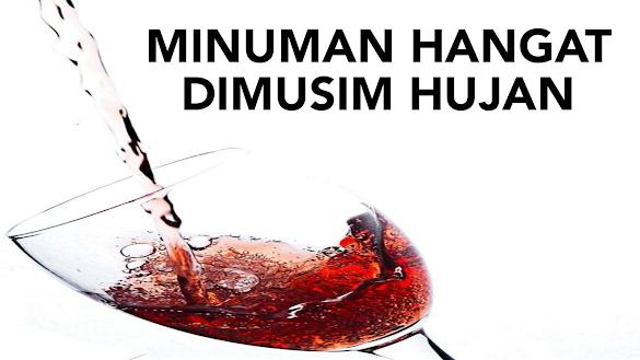 Beberapa Minuman Hangat Penangkal Gangguan Kesehatan Dimusim Hujan