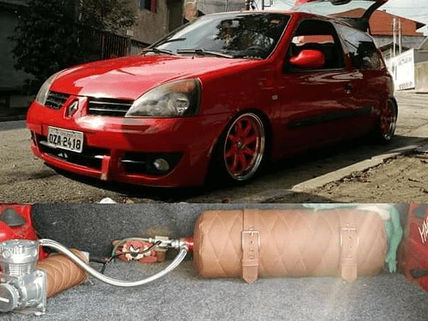 2017 Vw Jetta >> Interior personalizado: Clio (G2) - Coracini Customs
