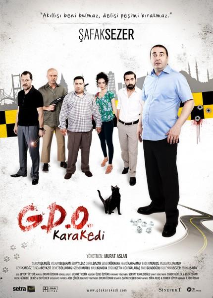 G.D.O Karakedi filmini tek parça izle