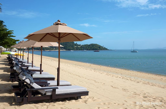 Bophut Beach am Bophut Resort Samui