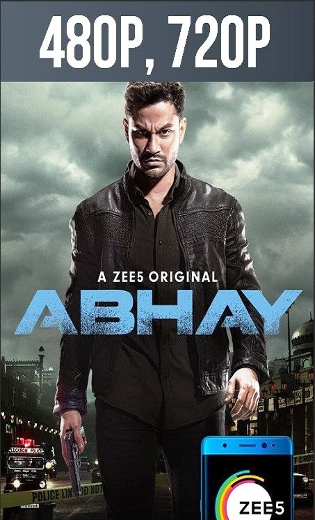 Abhay (2019) Hindi Zee5 [Ep3] 720p HDRip 437MB Download